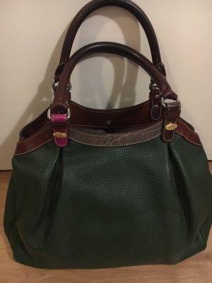 Sem Vaccaro Carry Bag dark green