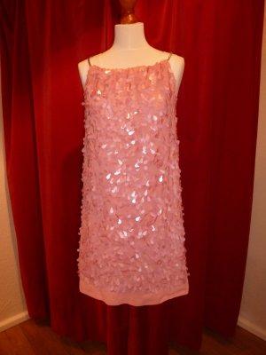 Semi - Couture: rosafarbenes Trägerkleid der Marke Twin set - neu!