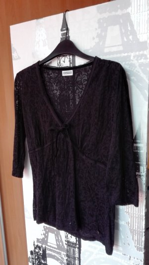 Street One Lace Blouse black