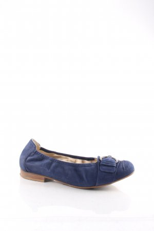 "Semler Ballerinas ""Desiree"" blau"