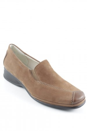 Semler Slip-on Shoes brown casual look