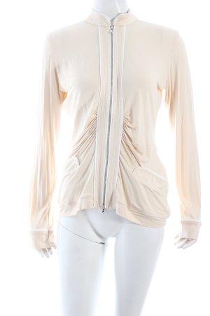 SEMPRE Blusenjacke creme-weiß Romantik-Look