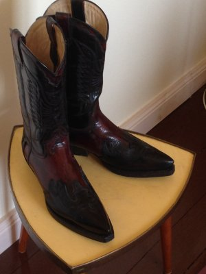 Sendra Western Boots multicolored