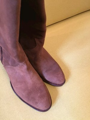 Sendra Riding Boots light brown leather
