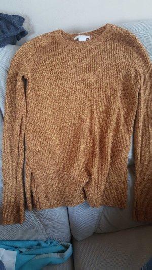 Senfgelber Pullover von H&M