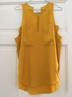 3.1 Phillip Lim Sleeveless Blouse gold orange-dark yellow