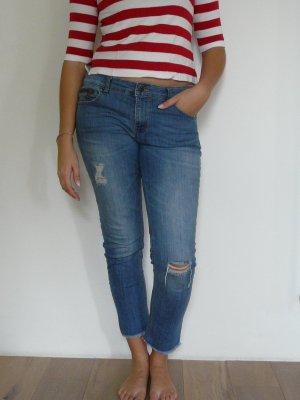 Sensationelle Jeans von ZARA, Gr.42, neuwertig❤
