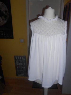Sense- weiße Bluse Gr. M
