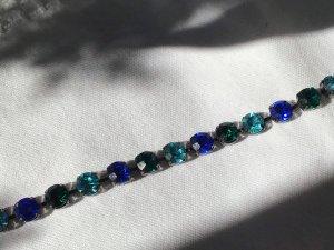 Senso di Donna Armband Schmuck Bracelet grün blau Türkis