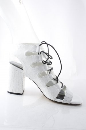 Senso High-Heeled Sandals white street-fashion look