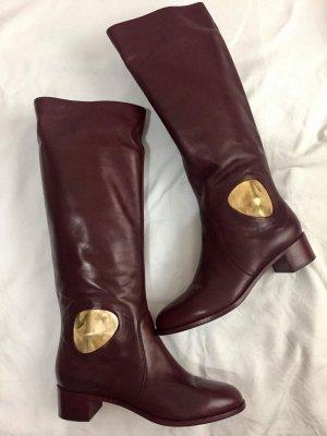 Sergio Rossi Boots multicolored leather