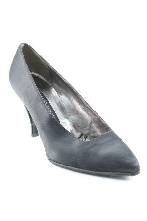 Sergio Rossi High Heels schwarz Elegant