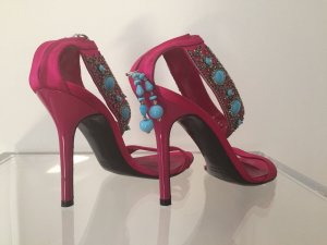 Sergio Rossi, Slingpumps, pink, Gr. 37 / NP 469,-€ *** RESERVIERT !!! ***