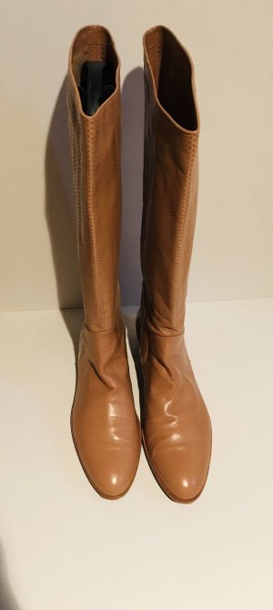 Sergio Rossi Riding Boots multicolored
