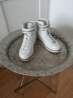 Sergio Rossi Zipper Sneaker