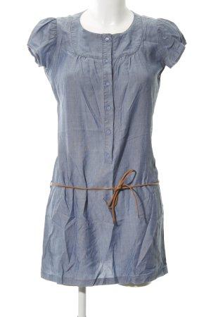 Sessun Blusenkleid kornblumenblau Casual-Look