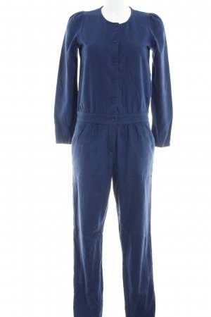 Sessun Jumpsuit blau minimalistischer Stil