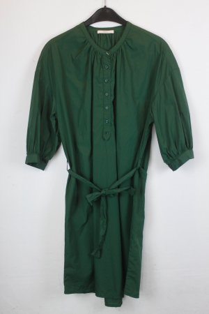 Sessun Kleid Blusenkleid Gr. L dunkelgrün (18/6/062)