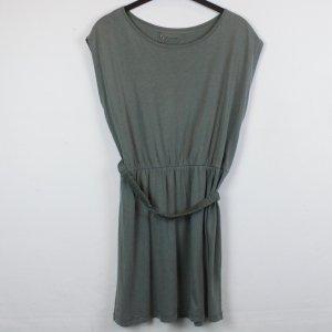 Sessun Kleid Gr. M khaki mit Gürtel (18/2/299)