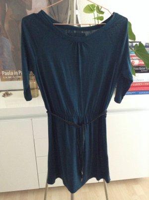 Sessun Kleid INES smaragt grün / blau