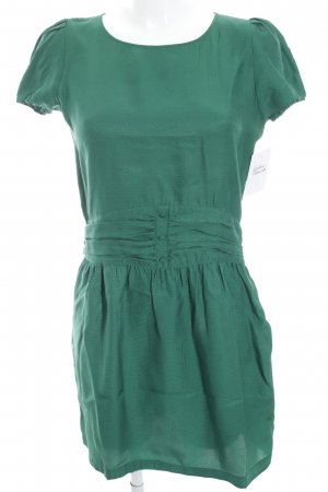 Sessun Kurzarmkleid grün Casual-Look