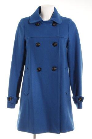 Sessun Kurzmantel blau Casual-Look