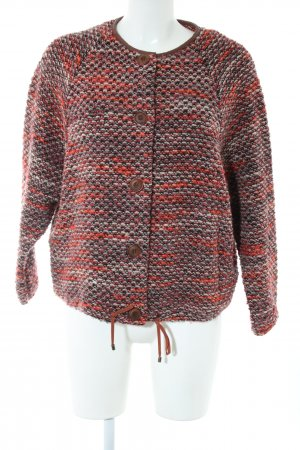 Sessun Wool Jacket multicolored casual look