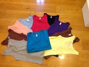 Set: 10 Shirts von HIS, 36/38, verschiedene Farben