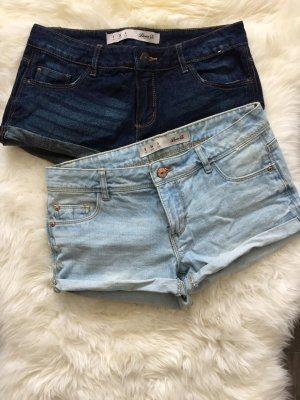 Set - 2x zeitlose Shorts