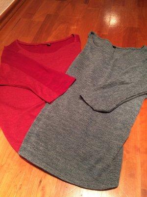 Set aus zwei dünnen Pullovern