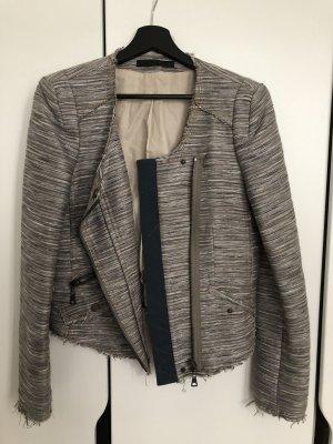 Set Tweed blazer veelkleurig