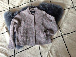 Oui Set Tweed Blazer multicolored mixture fibre