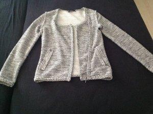SET Blazer-Jacke mit Reisverschluss an den Taschen