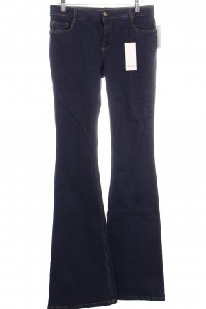 Set Boot Cut Jeans blau Casual-Look