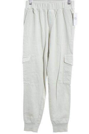 Set Pantalón de camuflaje crema estilo safari