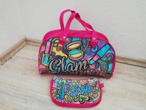 Mini Bag multicolored synthetic