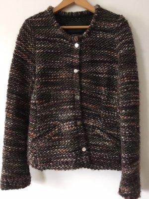 SET Urban Deluxe Chaqueta de lana multicolor Algodón