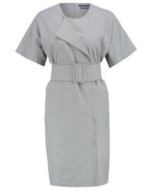 Set Midi-jurk veelkleurig
