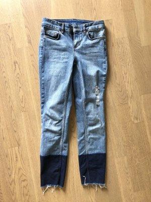 Set Jeans slim fit blu-azzurro