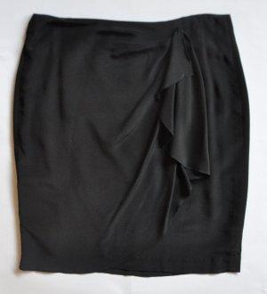 Set Jupe portefeuille noir