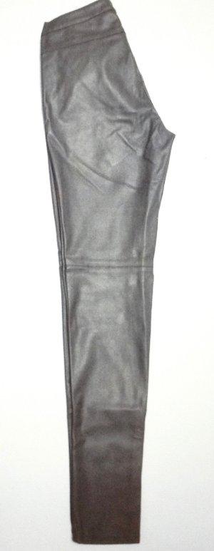 Set Grey Tasche + Hose Lederimitat New