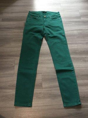 Set Low Rise jeans cadet blauw
