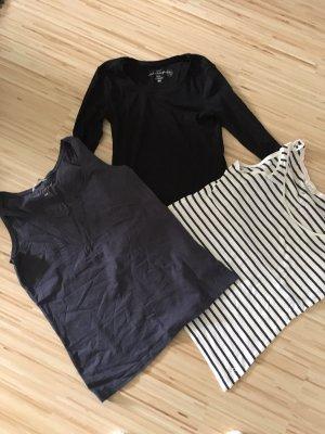 H&M Oversized Shirt multicolored