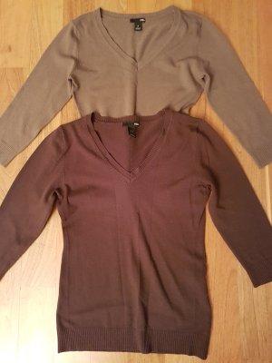 Set H&M Feinstrick Pullover