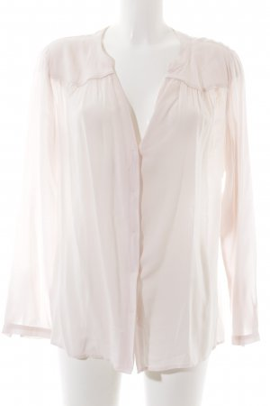 Set Hemd-Bluse rosé Business-Look