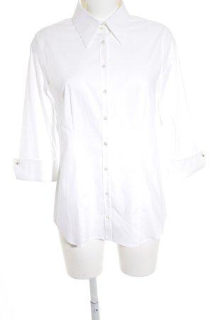 Set Hemd-Bluse weiß Elegant