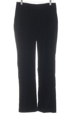 Set High-Waist Hose schwarz 90ies-Stil