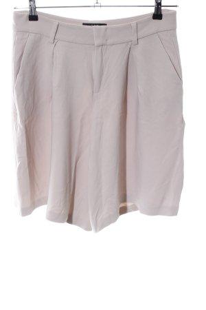 Set High-Waist-Shorts hellgrau Casual-Look