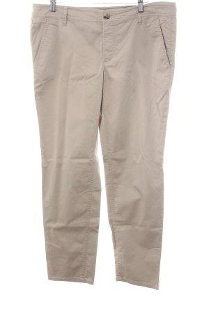 Set Pantalon taille basse beige style décontracté