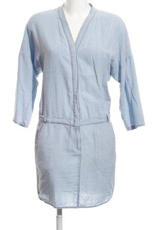 Set Jeanskleid himmelblau Casual-Look